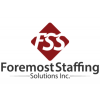Foremost Staffing Solutions Inc.