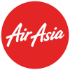 Logo of Airasia hiring for jobs in Malaysia on GrabJobs