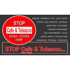 Stop cafe and tobacco