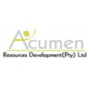 Acumen Resources Development (Pty) Ltd.