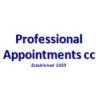 Professional Appointments CC