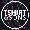 T Shirts and Sons