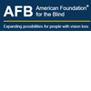 The American Foundation for the Blind
